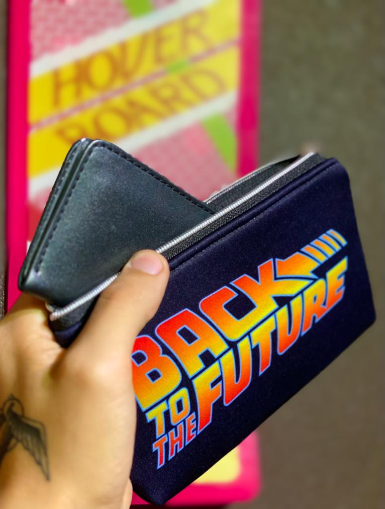 Necessaire De Volta Para o Futuro (Back To the Future)