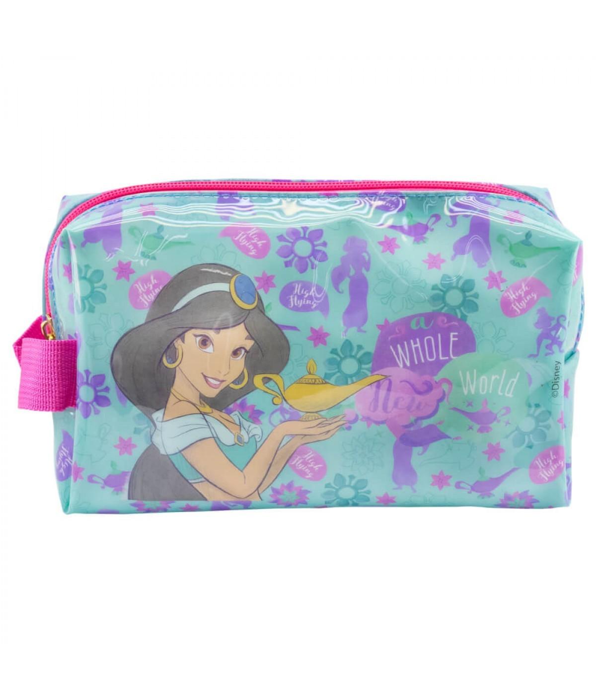 Necessaire Jasmine Princesas Disney