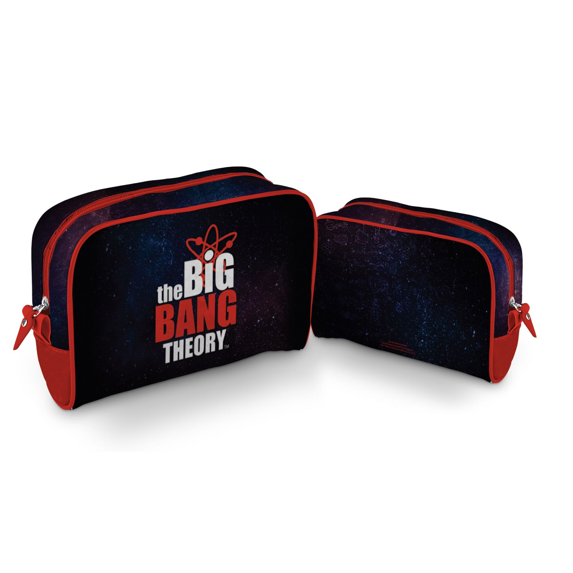 Necessaire Logo: Big Bang Theory - Urban
