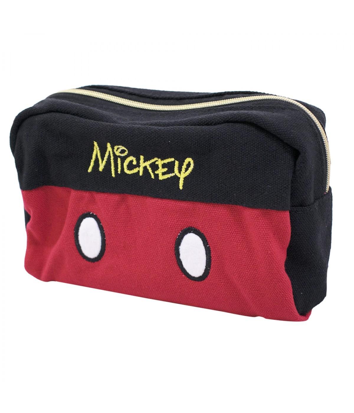 Necessaire Para Maquiagem Roupa Mickey Mouse: Mickey e Minnie Mouse - Disney