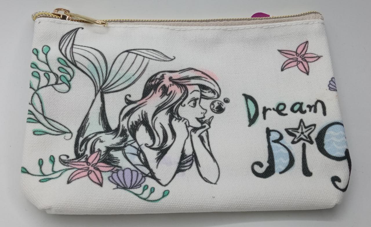Necessaire Princesa Ariel