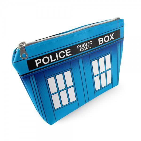 Necessaire Tardis: Doctor Who