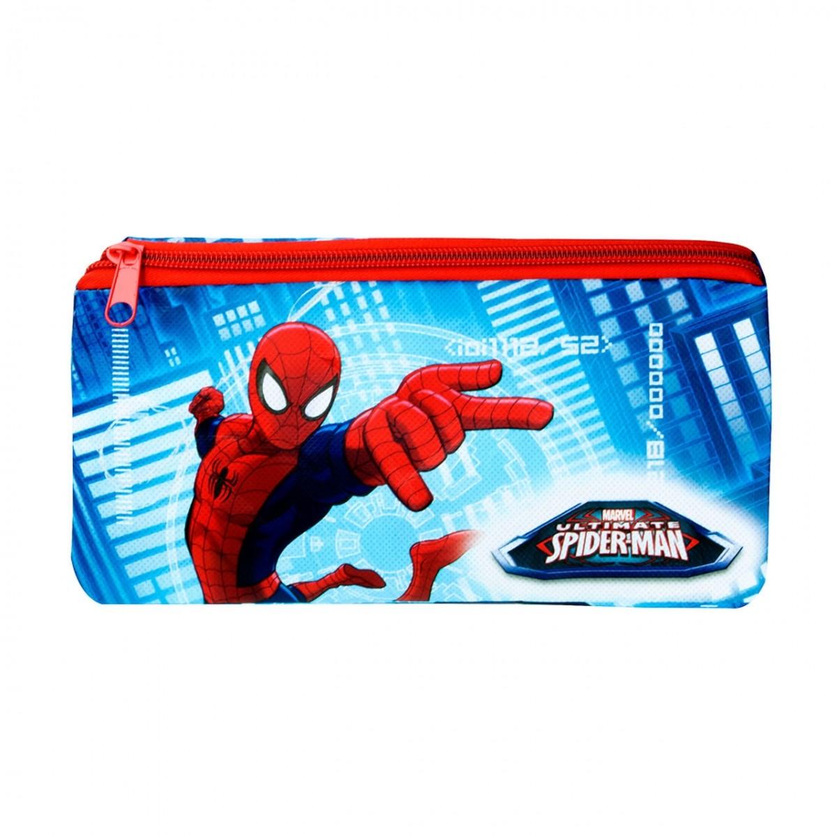 Necessaire Ultimate Homem-Aranha (Spider-Man): Marvel