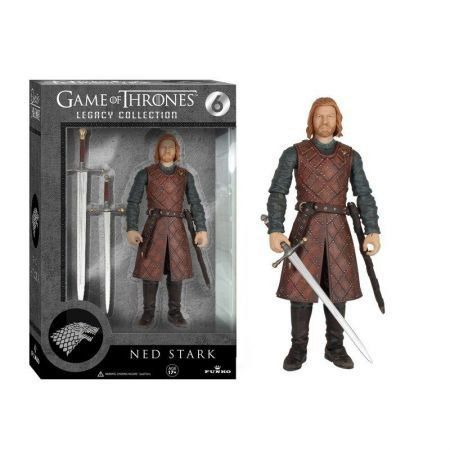 Funko Boneco Ned Stark: Game of Thrones Legacy Collection - Funko