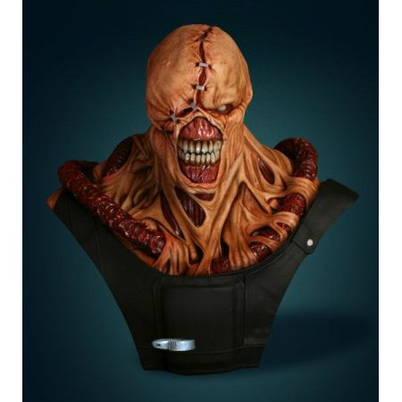 Nemesis Busto Resident Evil 1:1 - Hollywood Collectibles