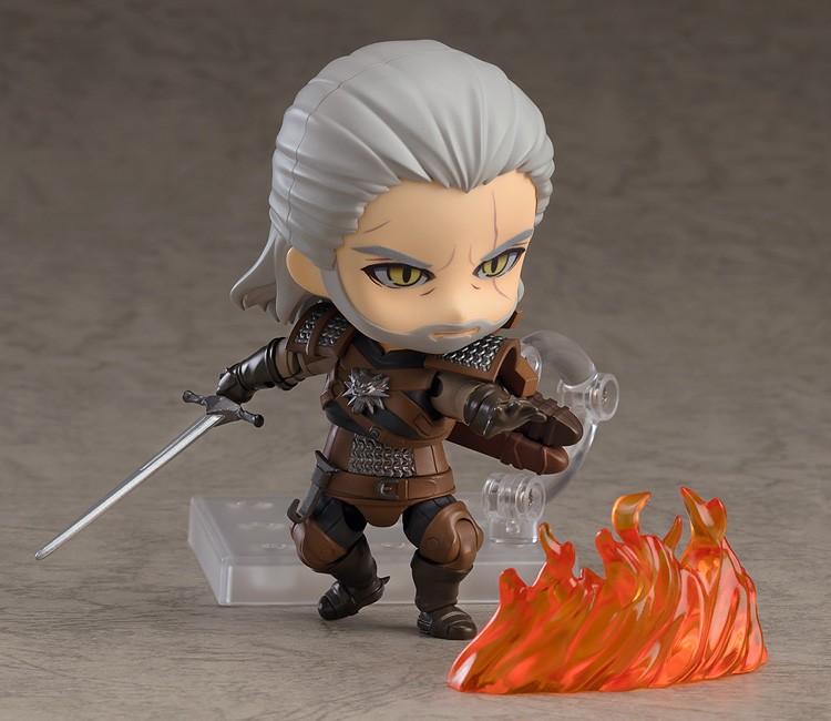Nendoroid Geralt de Rivia: The Witcher. #907