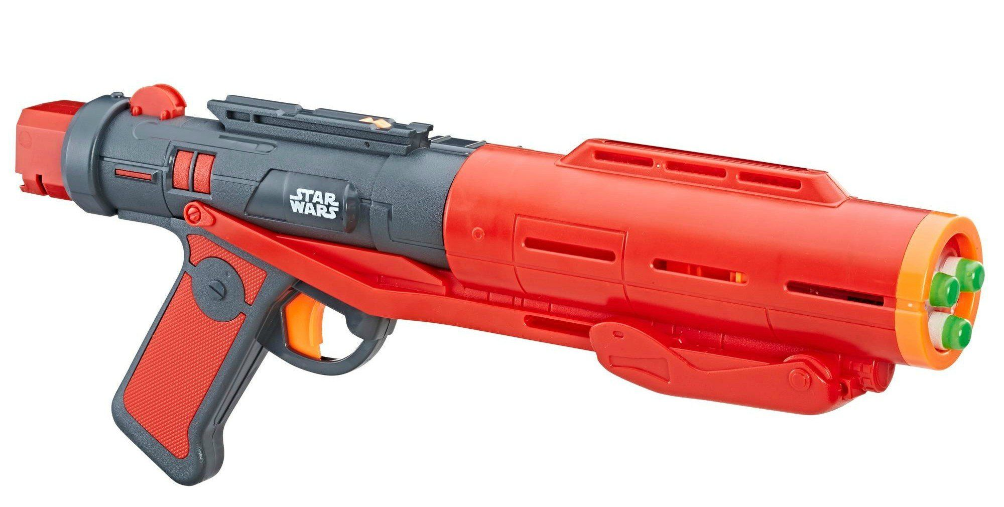Nerf Glowstrike Star Wars (Lançador de Dardos) - Hasbro
