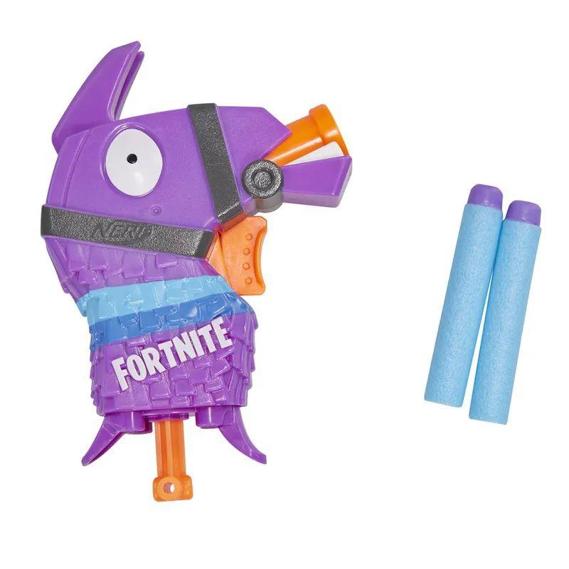 Nerf Llama (Micro Shots): Fortnite (Lançador de Dardos) - Hasbro