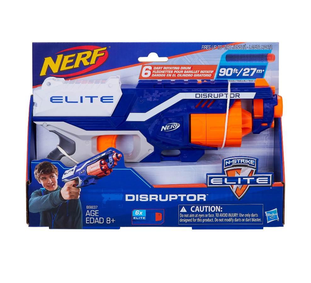 Nerf N-Strike Elite Disruptor (Lançador de Dardos)