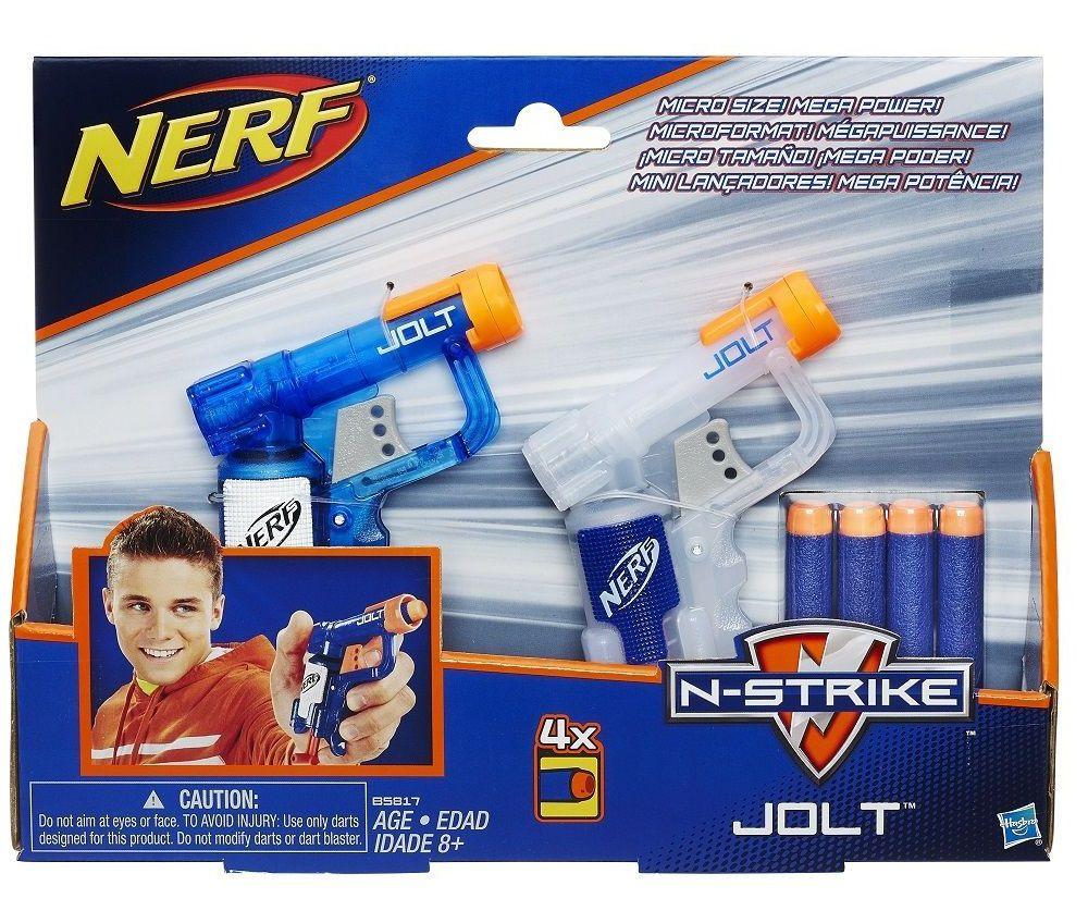 Nerf N-strike Jolt (Pack com 2) - Hasbro