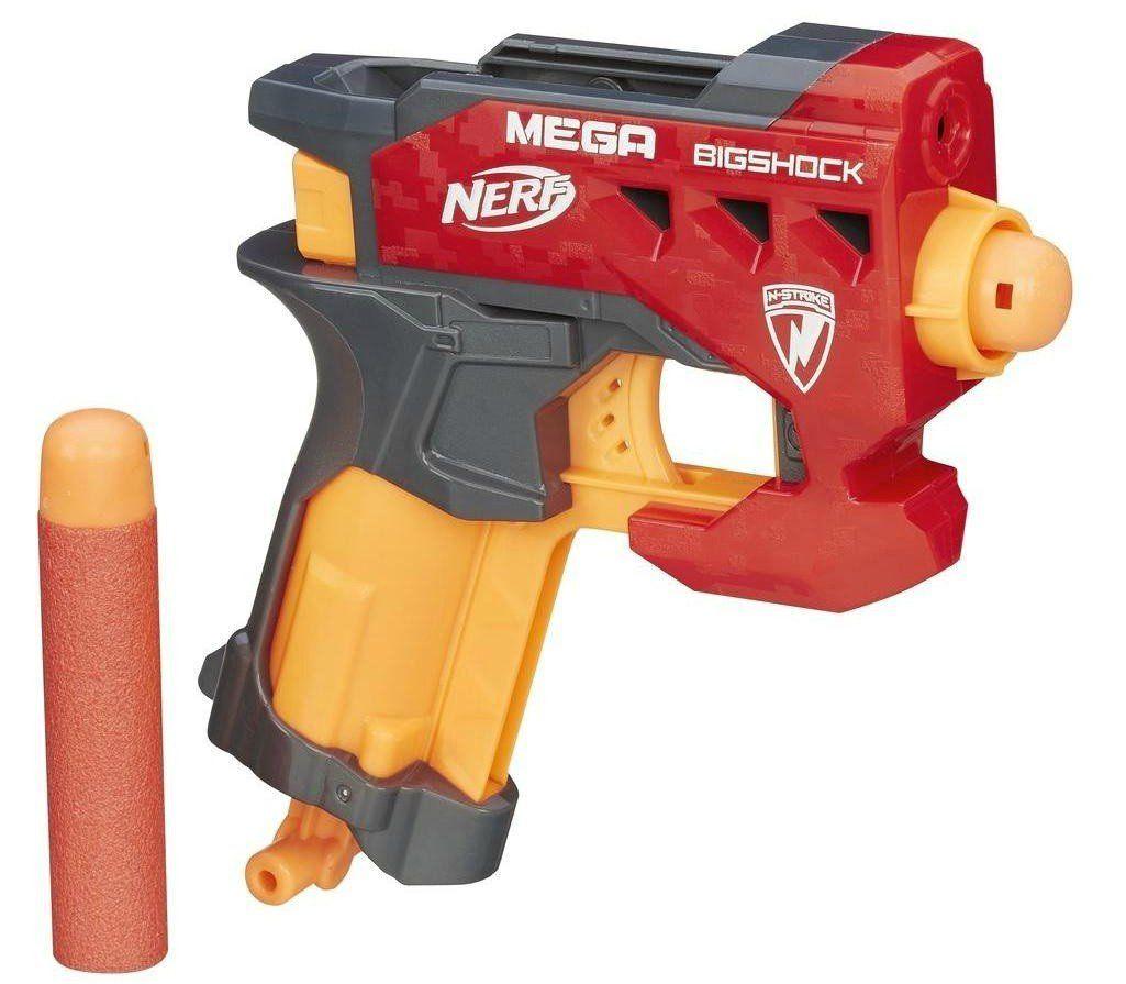 Nerf N-Strike Mega Bigshock (Lançador de Dardos) - Hasbro