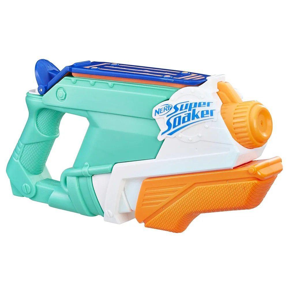 Nerf Super Soaker Splashmouth (Lançador de Água) - Hasbro