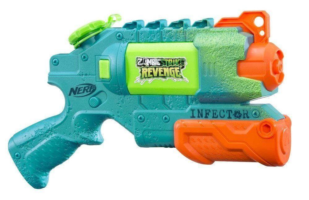 Nerf Super Soaker Zombie Strike Revenge (Lançador de Água) - Hasbro