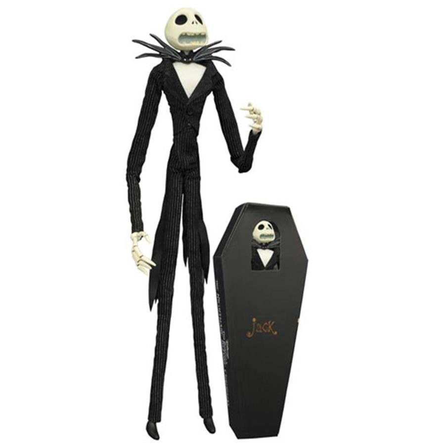 Nightmare Before Christmas Jack Skellington Unlimited Coffin Doll - DST