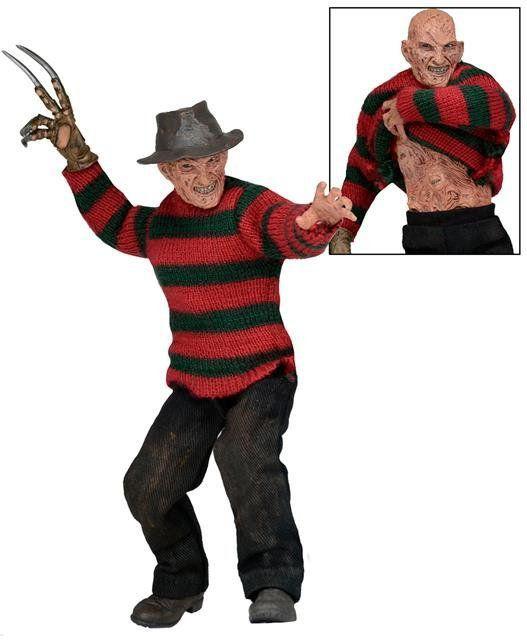 Nightmare On Elm Street Part 3: Dream Warriors: Freddy  - Neca