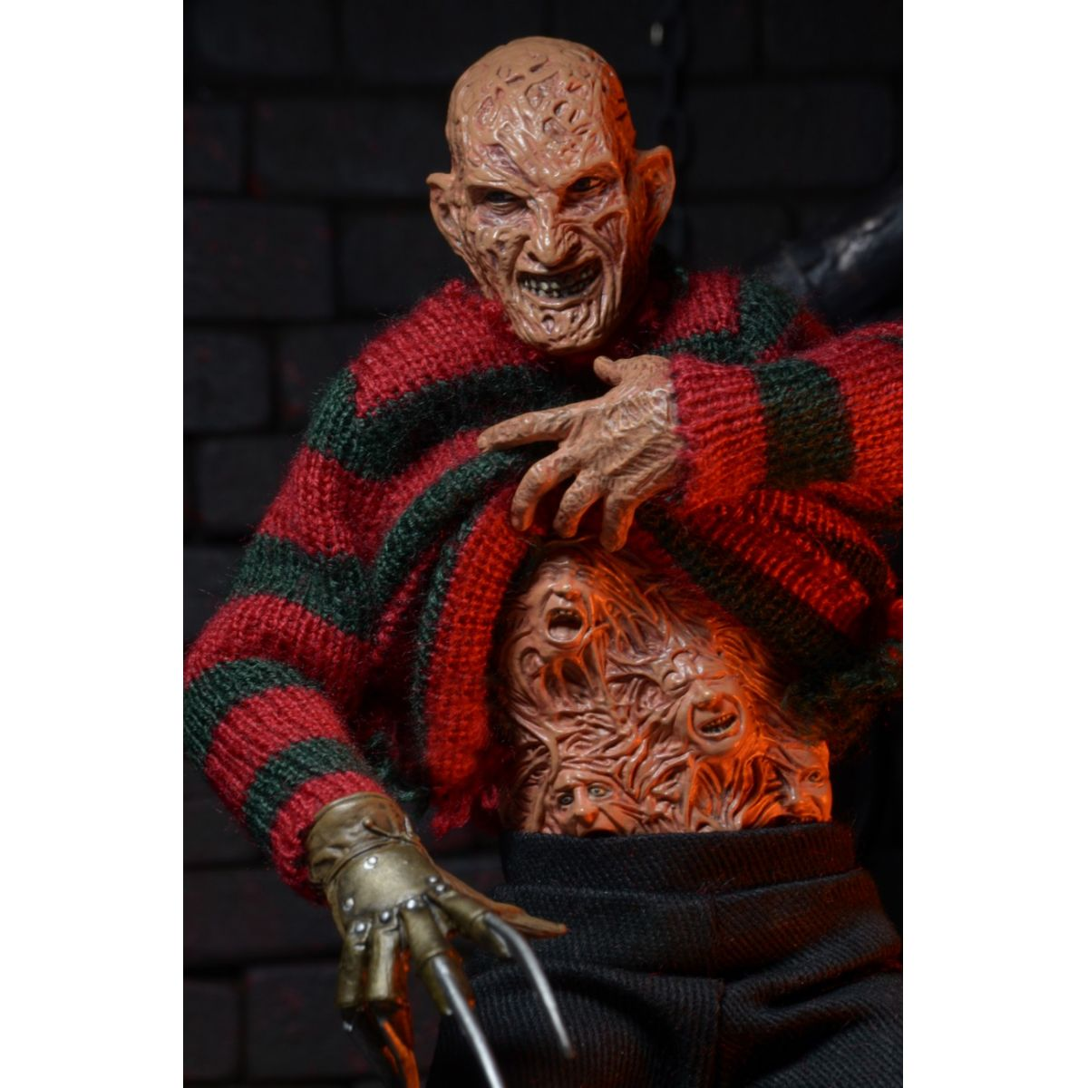 Nightmare On Elm Street Part 3: Dream Warriors: Freddy  - Neca