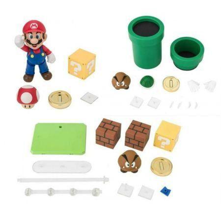 Nintendo Super Mario Pack S.H. Figuarts - Bandai