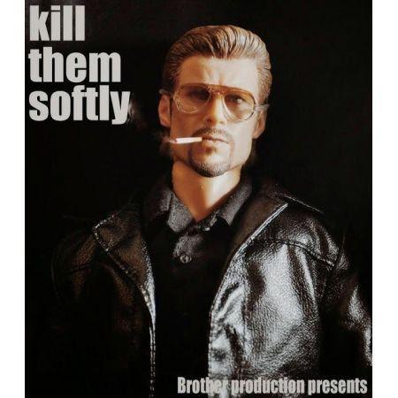 O Homem Da Máfia (Kill Them Softly) Brad Pitt 1:6 - Brother Production