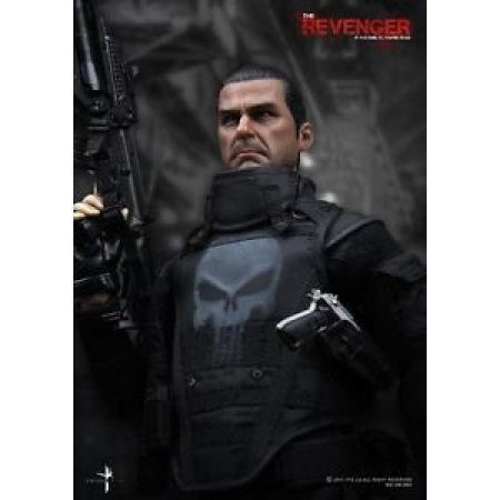O Justiceiro (Filme Punisher War Zone) 1:6 - Virtual Toys