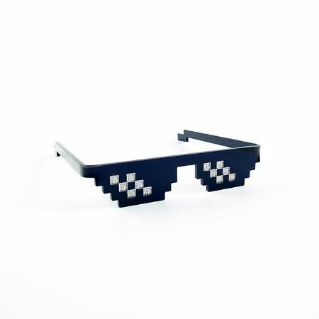 Óculos Deal With It (Grande) - Fabrica Geek