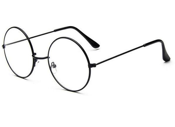 Óculos Harry Potter: Harry Potter: Preto (Acessório Fantasia)