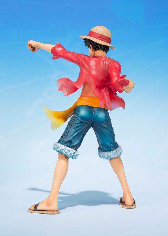 One Piece: Monkey D. Luffy 5th Anniversary Edition FiguartsZero - Bandai