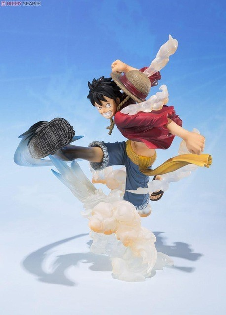 One Piece: Monkey D. Luffy Hawk Whip Ver. FiguartsZERO - Bandai
