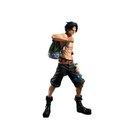 One Piece: Portgas D. Ace Escala 1/8 - MegaHouse