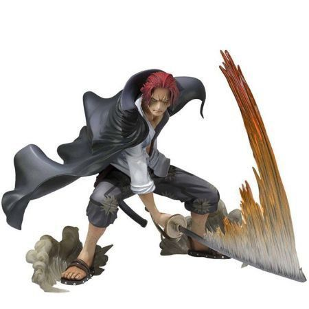 One Piece Shanks (battle ver.) FiguartsZERO - Bandai
