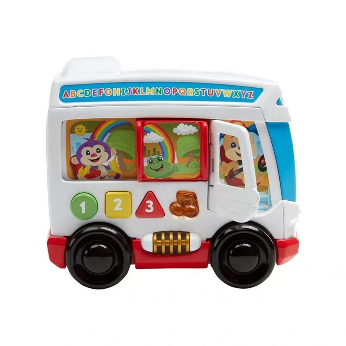 Ônibus do Cachorrinho (Aprender e Brincar)