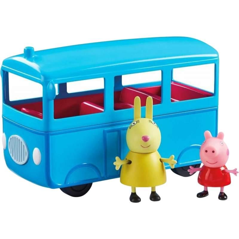 Ônibus Escolar da Peppa: Peppa Pig - Sunny