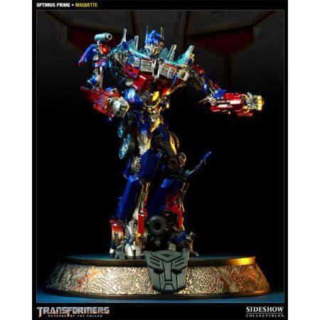 Optimus Prime Estátua Maquette Transformers - Sideshow