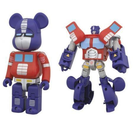 Optimus Prime Transformers Bearbrick  - Medicom