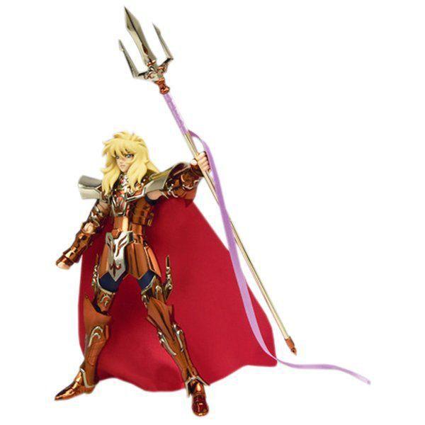 (Os Cavaleiros do Zodíaco) Poseidon Royal Ornament Edition - Bandai