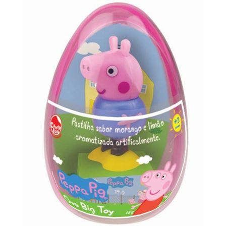 Ovo Big Toy George Pig : Peppa Pig - DTC