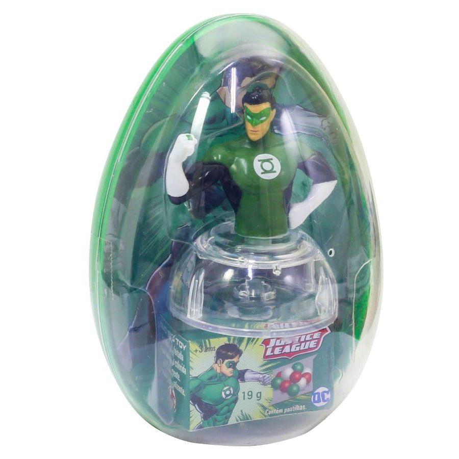 Ovo Big Toy Lanterna-Verde : Liga da Justiça - DTC