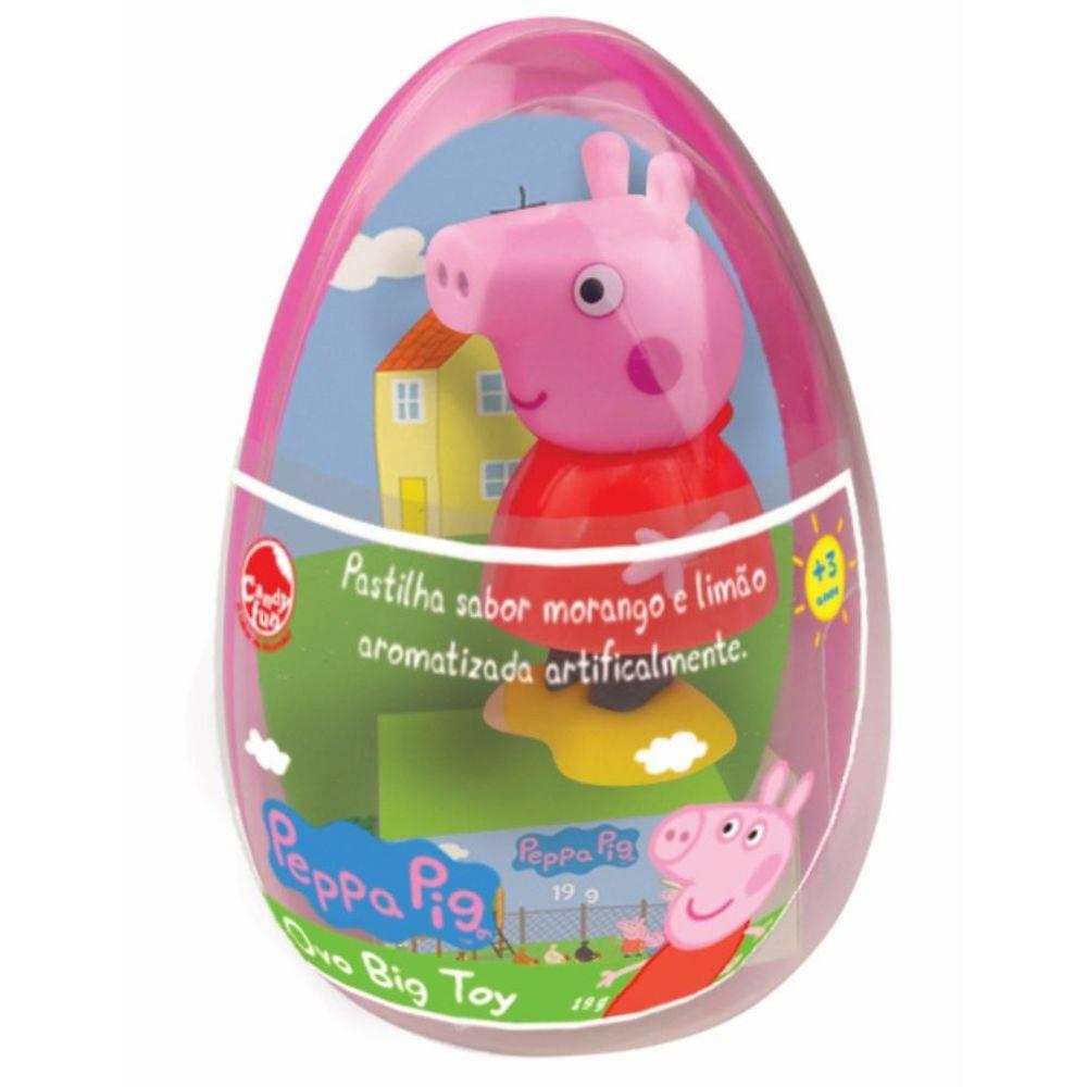 Ovo Big Toy Peppa: Peppa Pig - DTC