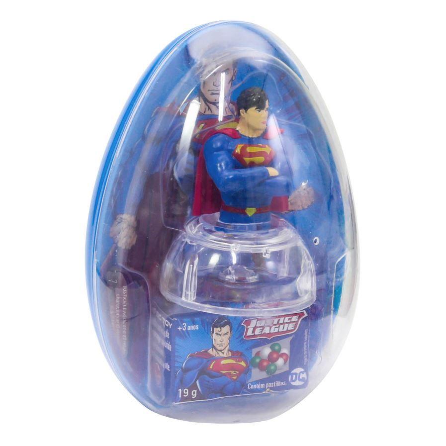 Ovo Big Toy Super-Homem : Liga da Justiça - DTC