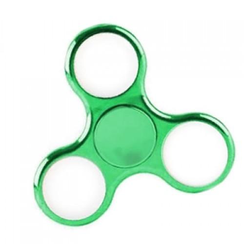 Pack 10 Hand Spinner Cromado com LED SORTIDOS - Rolamento Anti Estresse Fidget Hand Spinner
