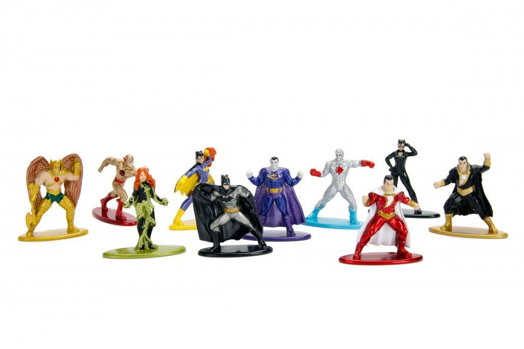 Pack Nano Metalfigs DC Comics - DTC