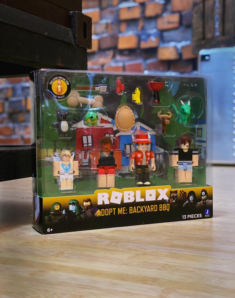Pack Action Figure Adopt Me: Roblox Backyard BBQ - Sunny