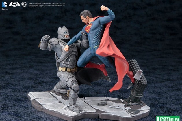 Combo Batman vs Superman Artfx - Kotobukiya