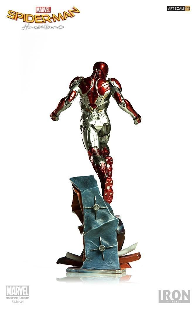 PRÉ VENDA: Pack Diorama Homem-Aranha De Volta ao Lar (Spider-Man Homecoming) Battle Diorama Series (BDS ) Art Scale Escala 1/10 - Iron Studios