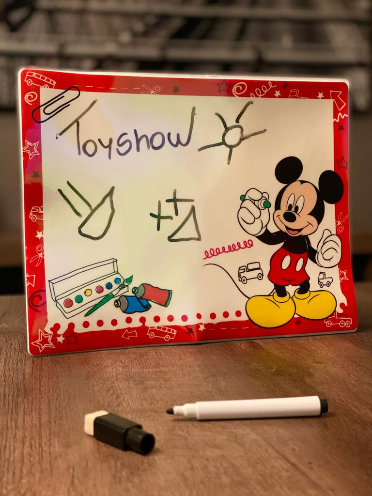 Painel de Recado Mickey: Mickey e Minnie - Disney