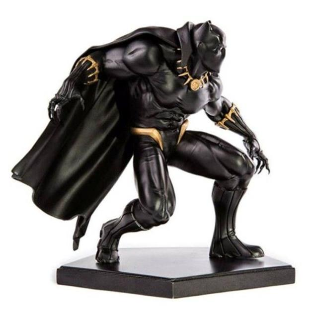 Pantera Negra Marvel Comics Art Escala 1/10 - Iron Studios