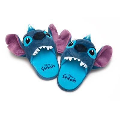 Pantufa 3D Aberta Stitch: Lilo & Stitch (Disney) - Ricsen