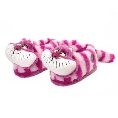 Pantufa 3D Cheshire (Gato Risonho):  Alice no País das Maravilhas (Disney) - Ricsen