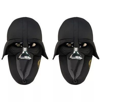 Pantufa 3D Darth Vader: Star Wars - Ricsen