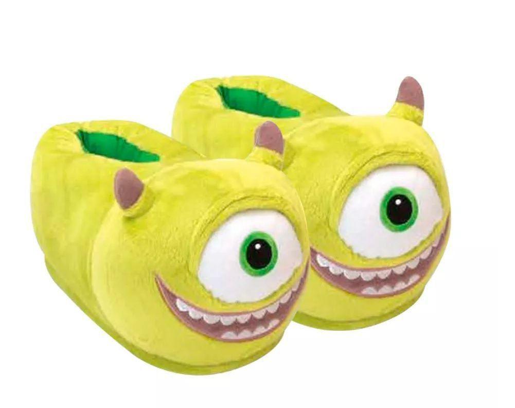 Pantufa 3D Mike Wazowski: Monstros S A (Disney) - Ricsen