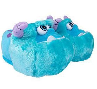 Pantufa 3D Sulley: Monstros S A (Disney) - Ricsen
